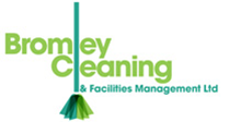 Bromley Cleaning Logo